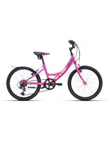 Kids bicycle CTM Maggie 2.0 pink/purple