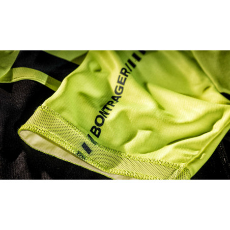 Jersey Bontrager Velocis Halo Visibility Yellow