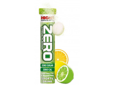 Dzēriens High5 ZERO citruss 80g