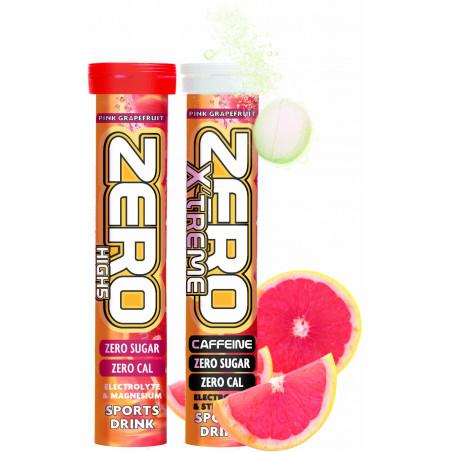 Dzēriens High5 ZERO rozā greipfrūts 80g