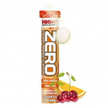 Dzēriens High5 ZERO ķirsis/apelsīns 80g