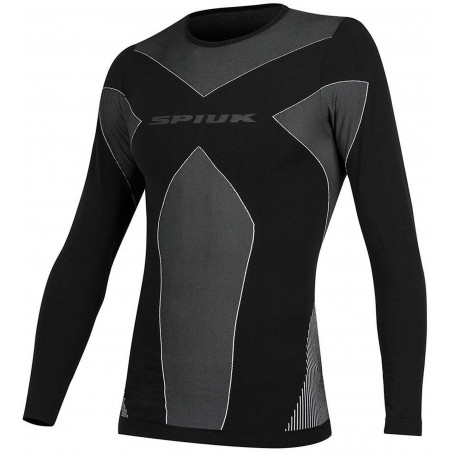 Baselayer Spiuk Top Ten Membrane Unisex yellow