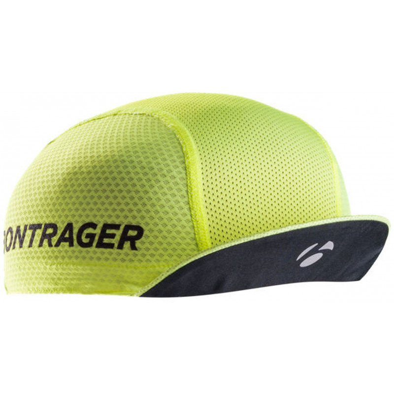 Cepure Bontrager Halo Cycling Cap One Size Vis Yellow