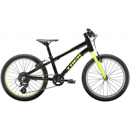Kids bike TREK Wahoo 20 Trek Black/Volt