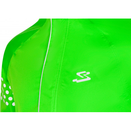 Lietusjaka SPIUK TOP TEN MEMBRANE UNISEX zaļa