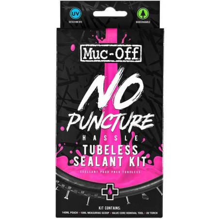 Bezkameru šķidrums Muc-Off No Puncture 140ml