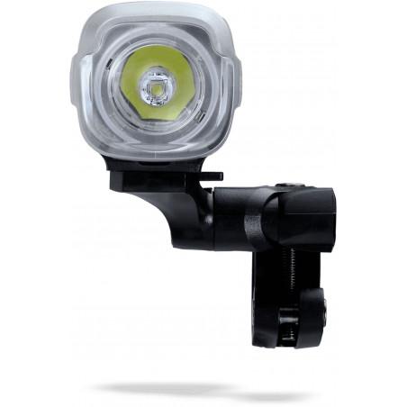 Priekšējā lampa BBB BLS-132 Strike 1000 lumen LED USB melna