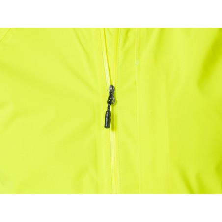 Jacket Bontrager Circuit Stormshell  Fluorescent YL