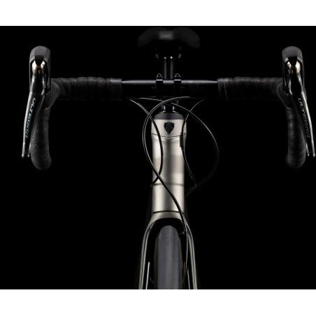 Šosejas velosipēds TREK Domane SL 6 pelēks (2019)