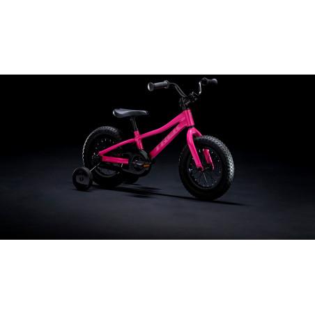 Kids bike TREK Precaliber 12 pink
