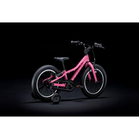Bērnu velosipēds TREK Precaliber 16 rozā