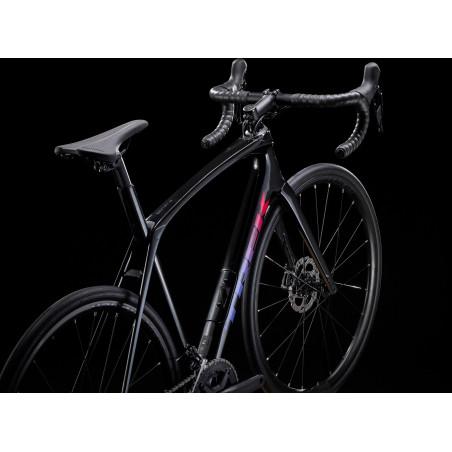 Šosejas velosipēds TREK Domane SL 4 melns (2020)