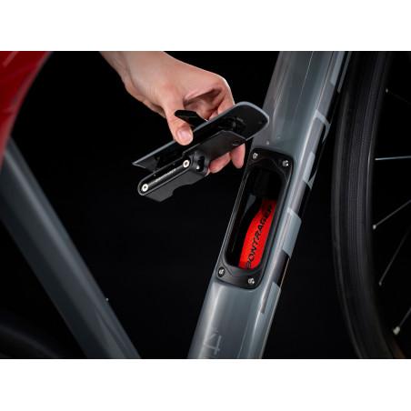 Šosejas velosipēds TREK Domane SL 4 pelēks/sarkans (2020)
