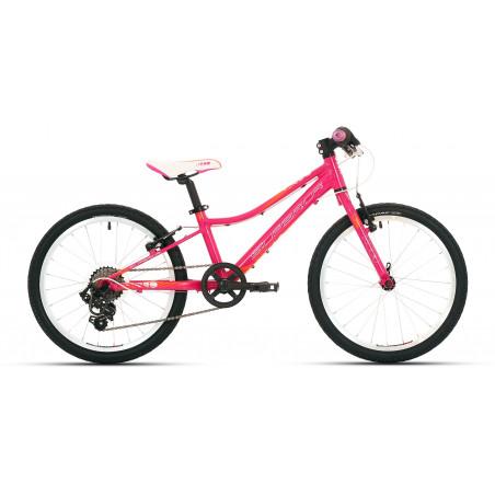 Bērnu velosipēds Superior MODO XC 20 rozā
