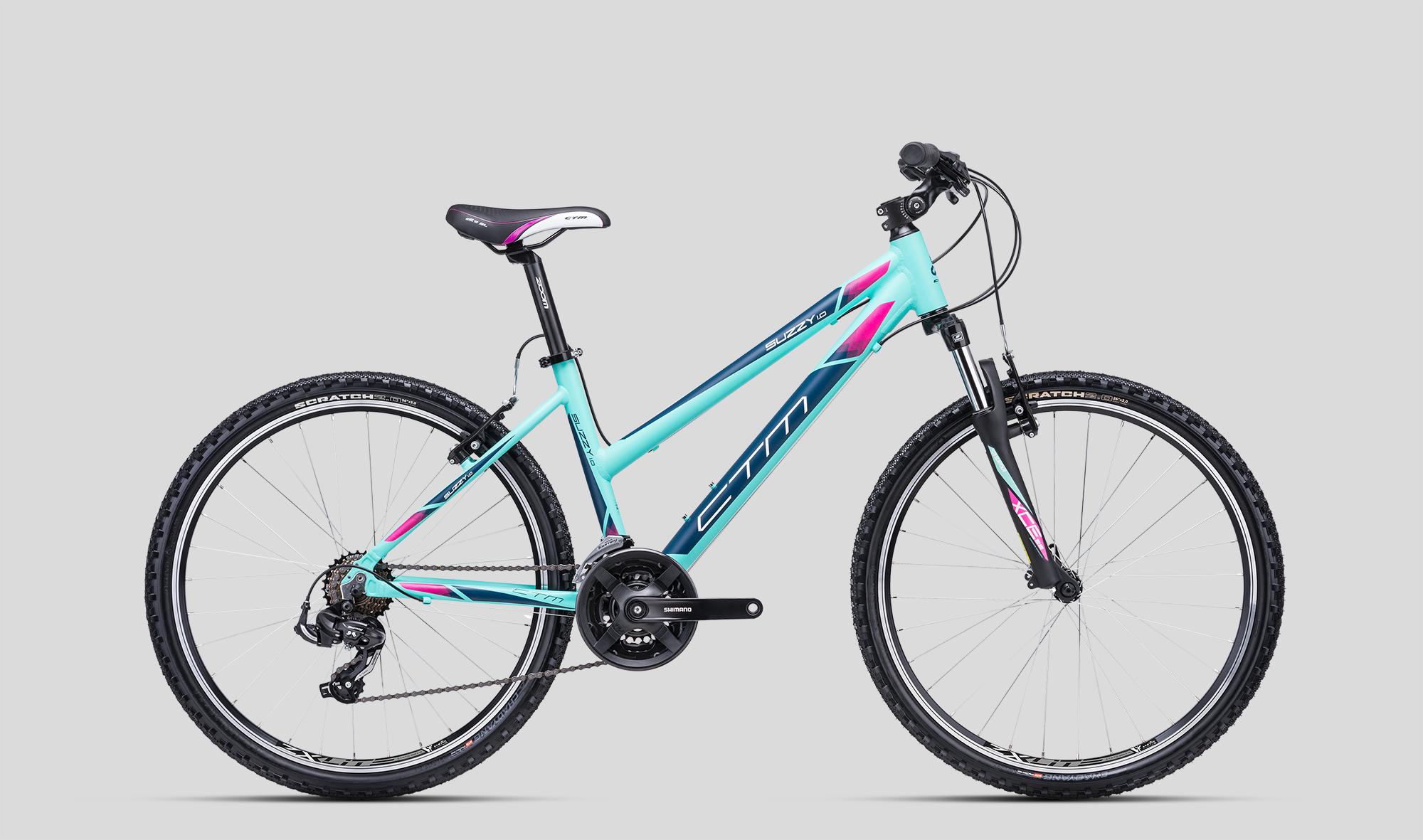 CTM Suzzy kalnu velosipēds