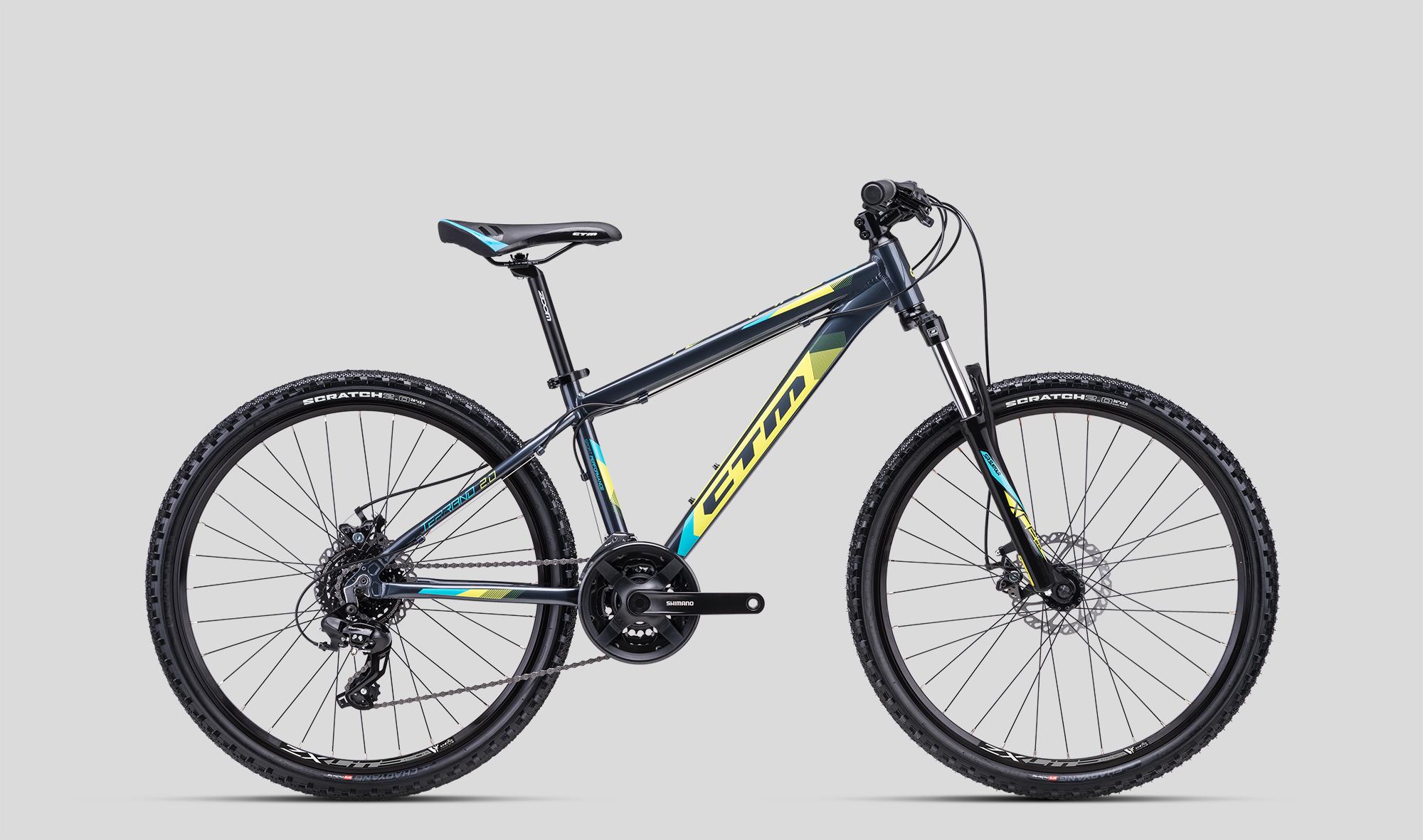 CTM Terrano kalnu velosipēds
