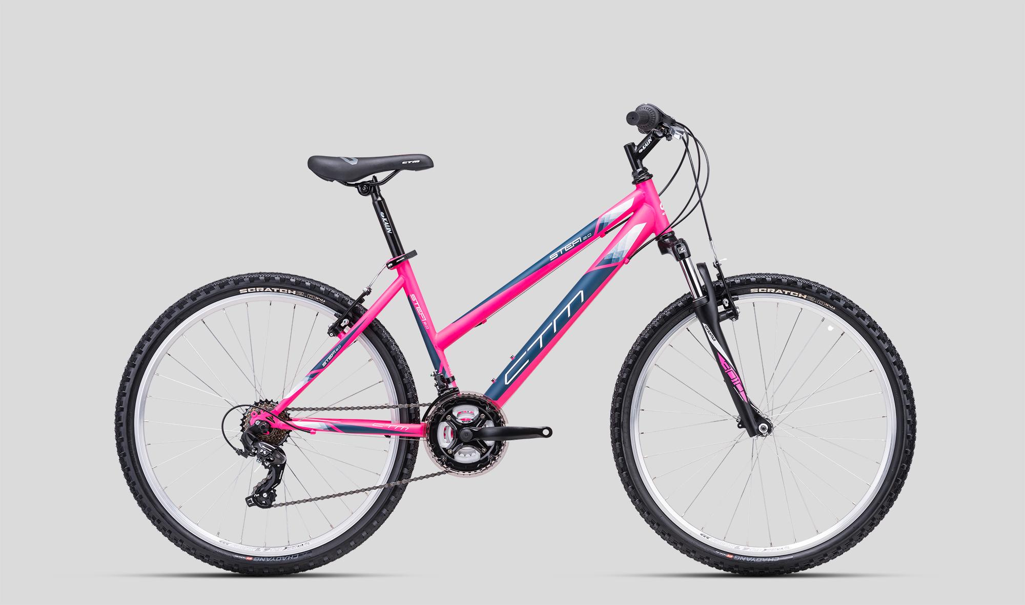 CTM Stefi sieviešu kalnu velosipēds