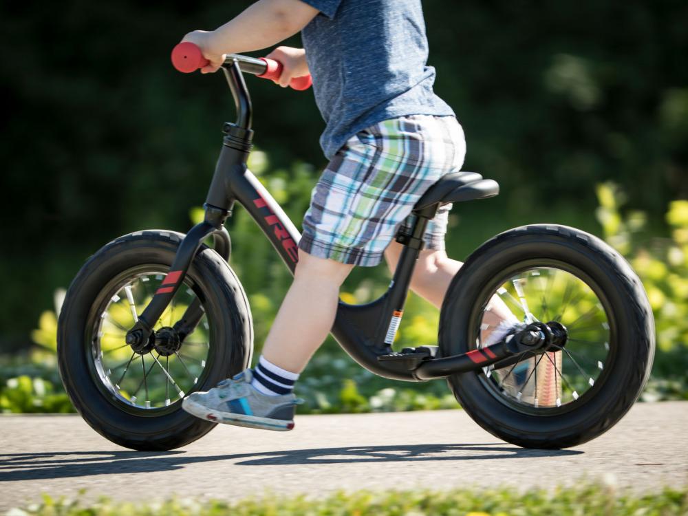 Kā izvēlēties velosipēdu bērnam?