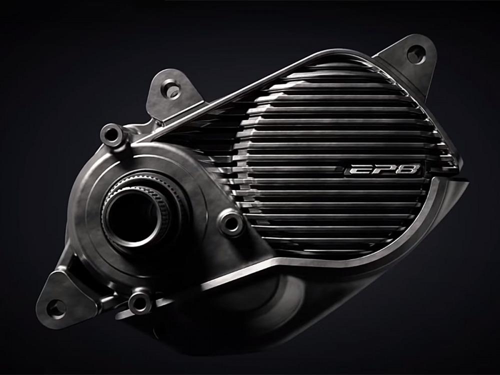 Shimano EP8 – nevainojams velosipēdu elektrodzinējs