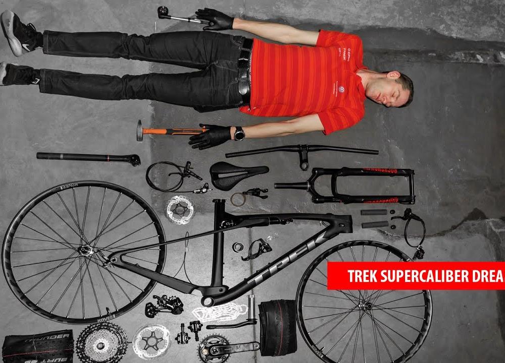 Trek Supercaliber dream build